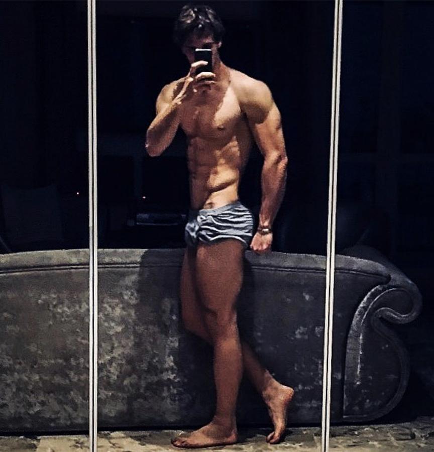 Instagram di Brando Barbieri