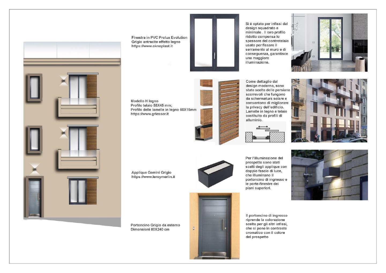 Dimensioni Porta Ingresso Casa come rinnovare la facciata di casa rispettando i vincoli