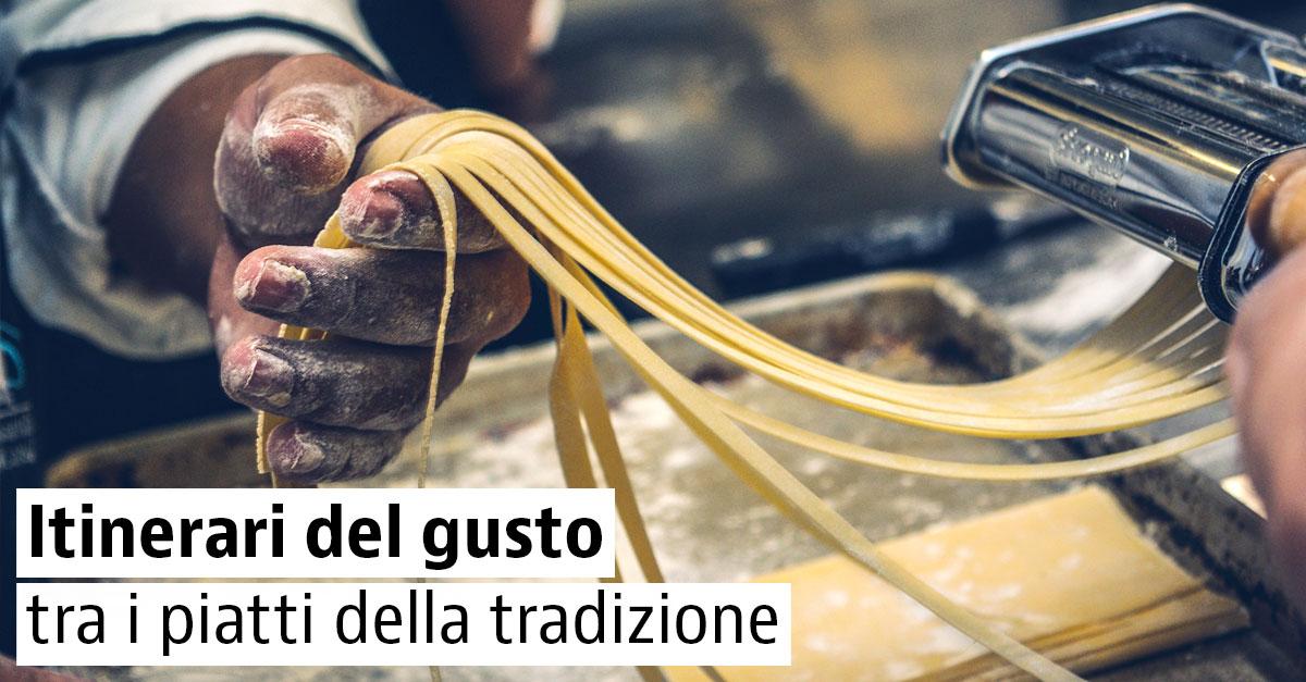 Viaggio gastronomico in Italia