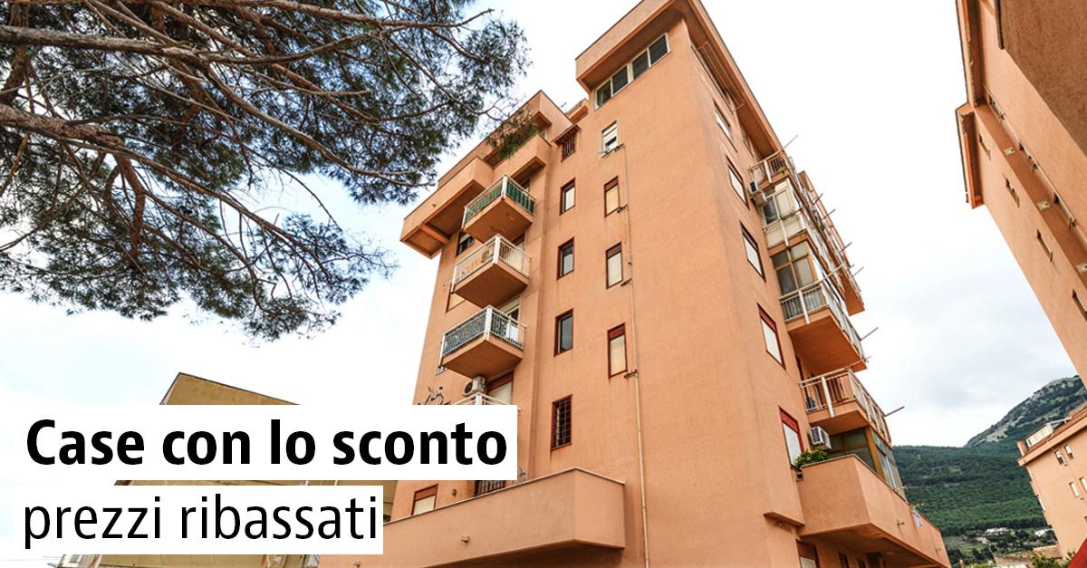 Case in vendita a meno di 200.000 euro