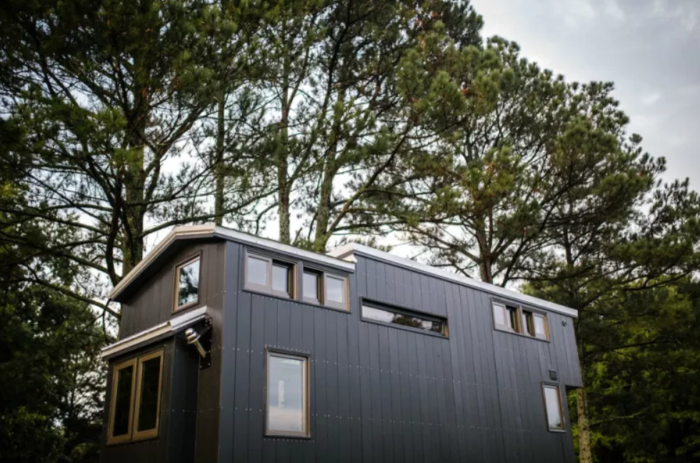 Wind River Tiny Homes via Apartment Therapy