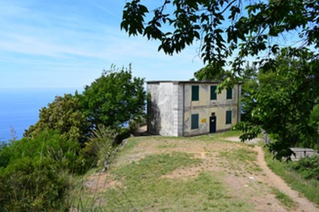 Foto: Semaforo nuovo di Portofino Camogli (GE) – Agenzia del Demanio