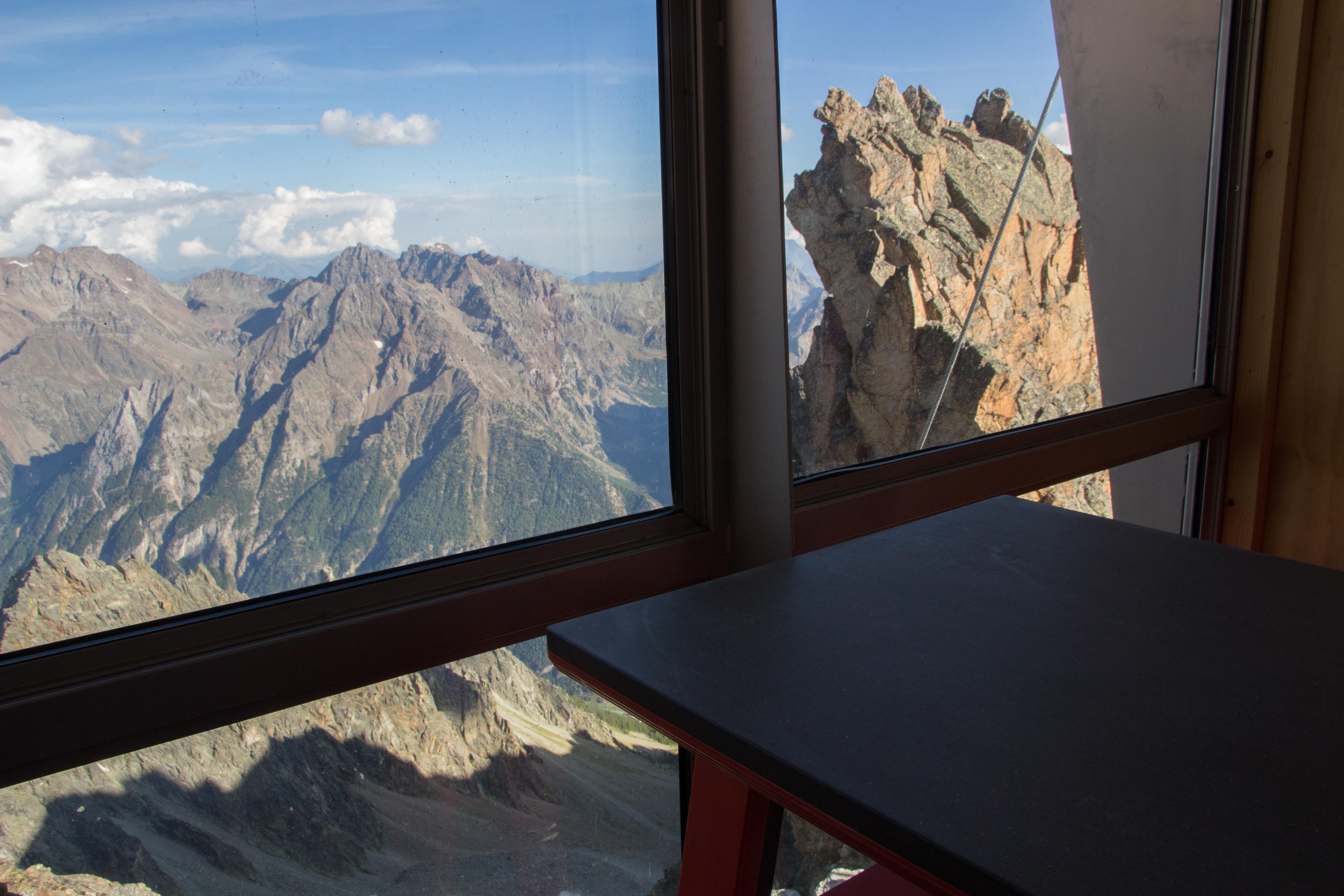 Finestra panoramica