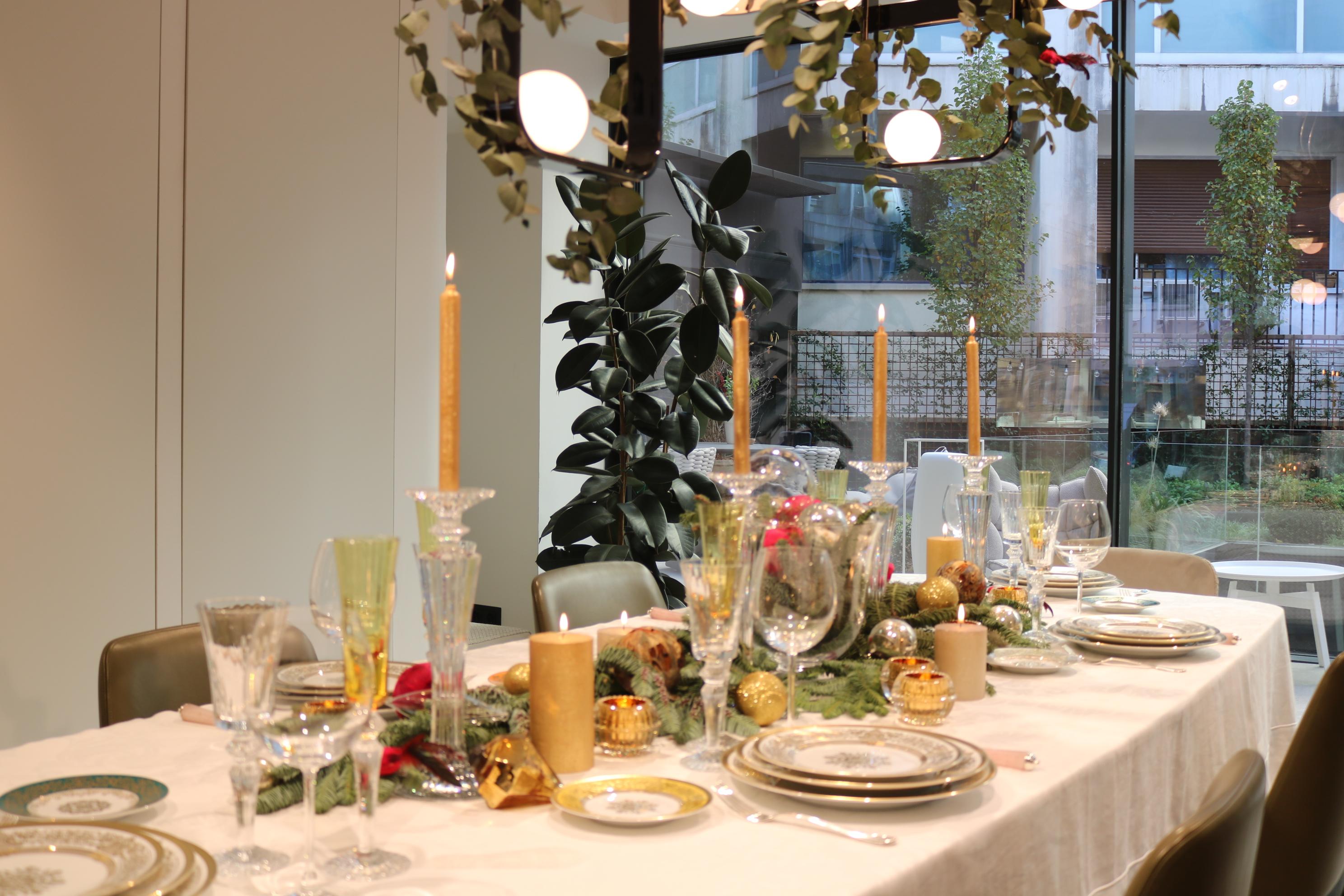 Arredare Tavola Natale come apparecchiare la tavola di natale — idealista/news