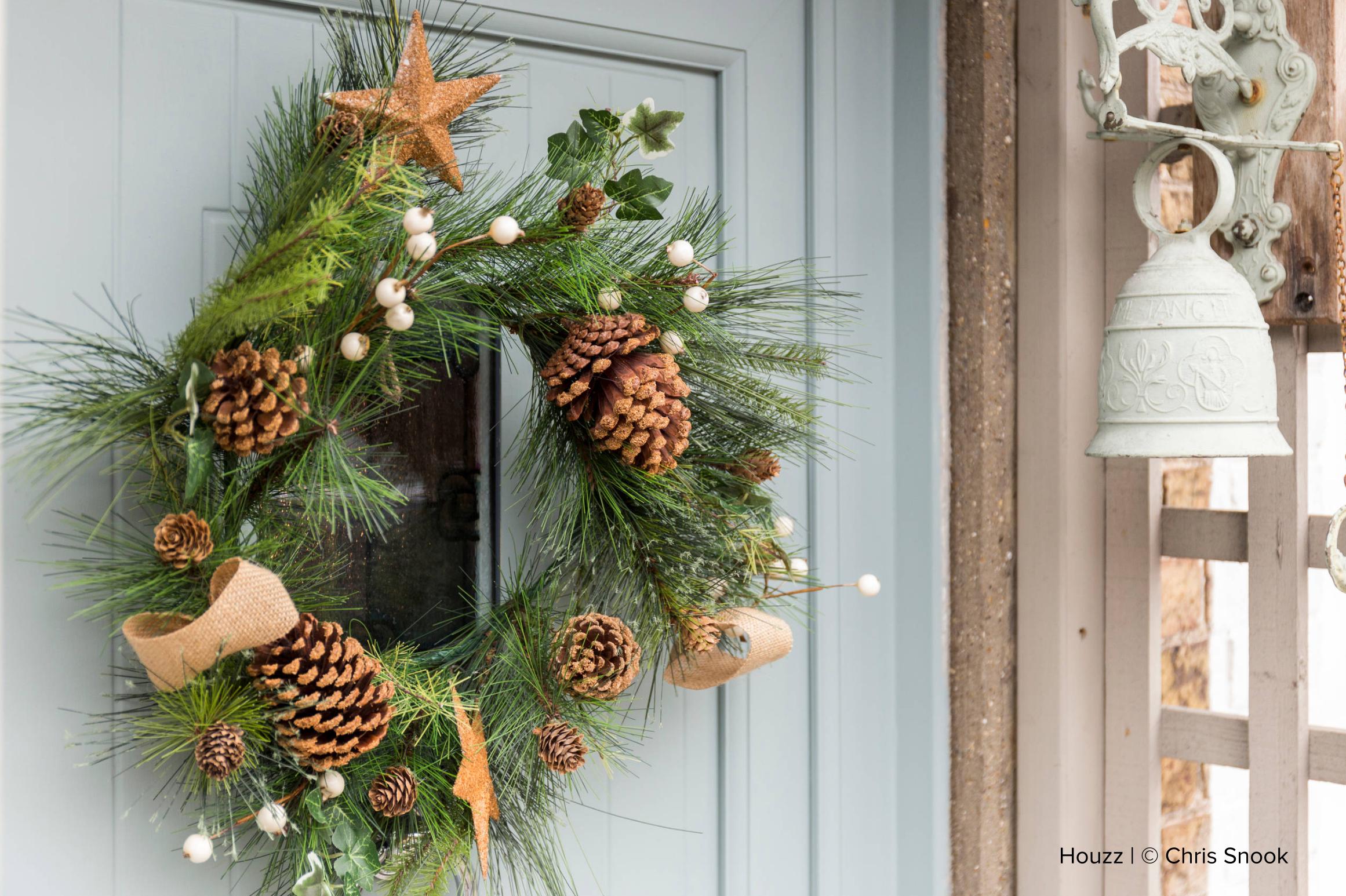 Come decorare la casa a natale 5 semplici soluzioni d for Decorare stanza natale