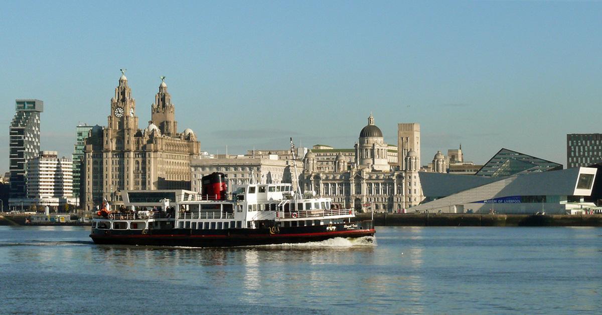 Visita il meraviglioso porto di Liverpool