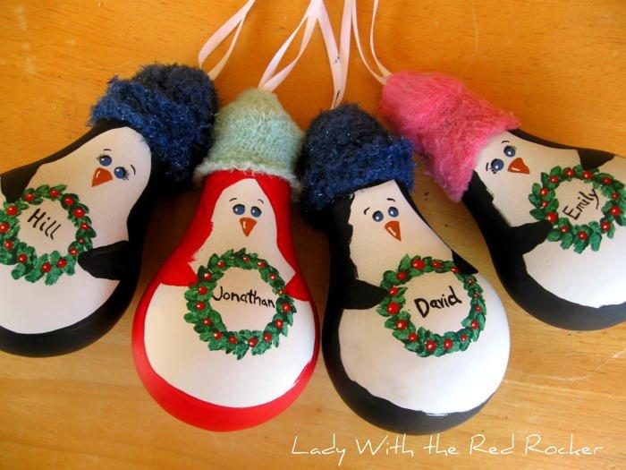 100% genuino ottima qualità la vendita di scarpe Decorazioni natalizie fai da te, come si può arredare ...