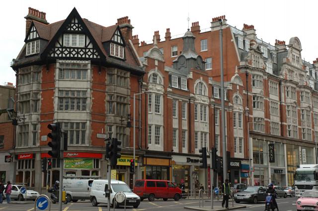 Vie di Kensington & Chelsea  / Wikimedia commons