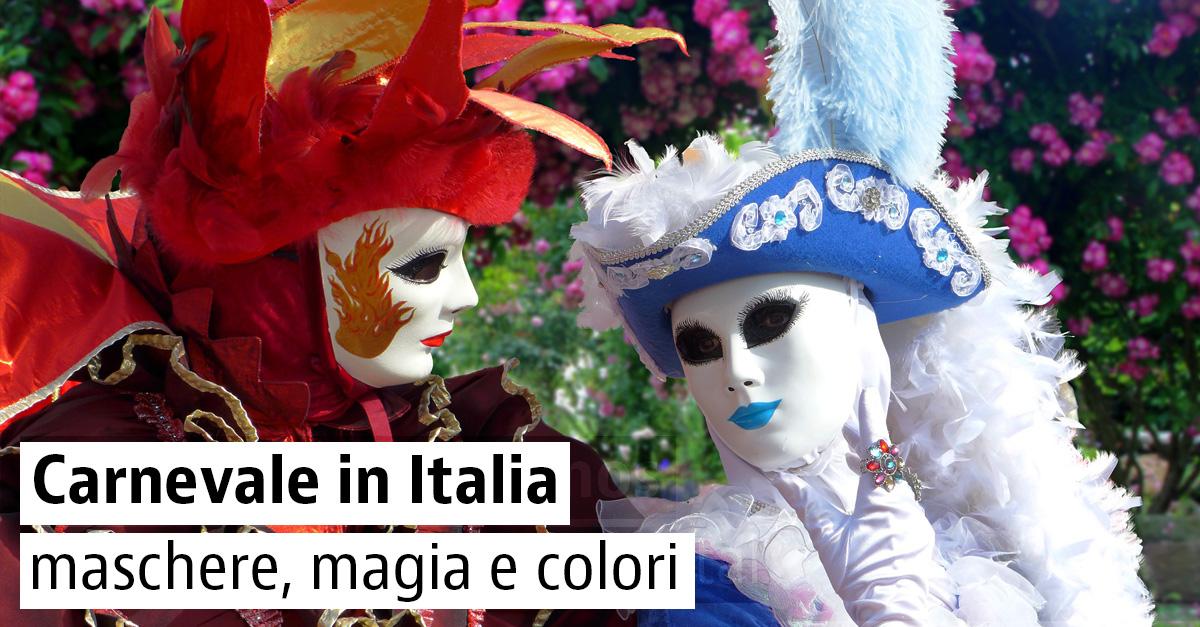 Dove festeggiare il Carnevale 2020 in Italia / Unsplash