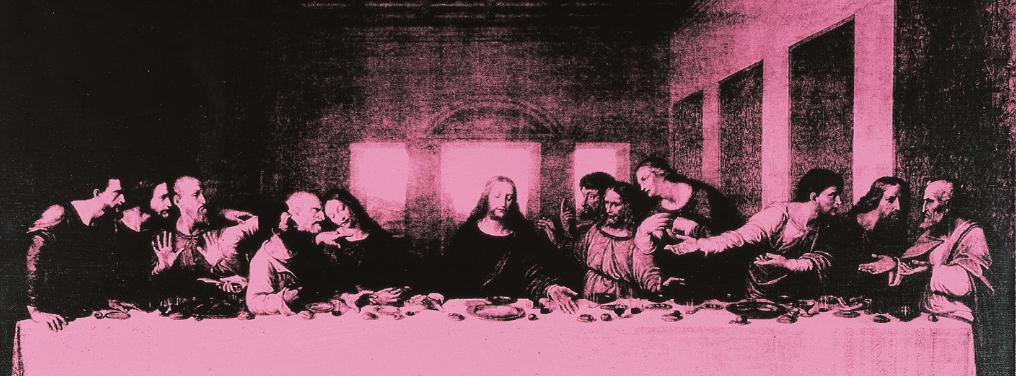 """Dario Scalco - """"Leonardo & Warhol - The genius experience"""""""