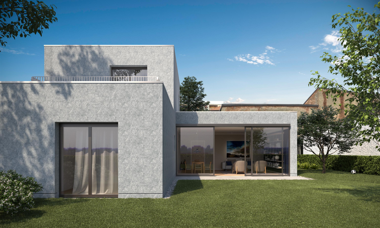 Realizzare Prato Su Cemento case prefabbricate in cemento: prezzi e modelli — idealista/news