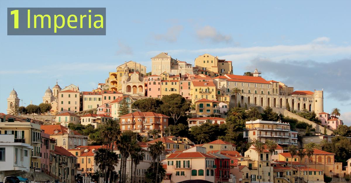 Liguria / Wikipedia