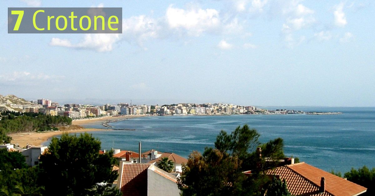 Calabria / Wikipedia