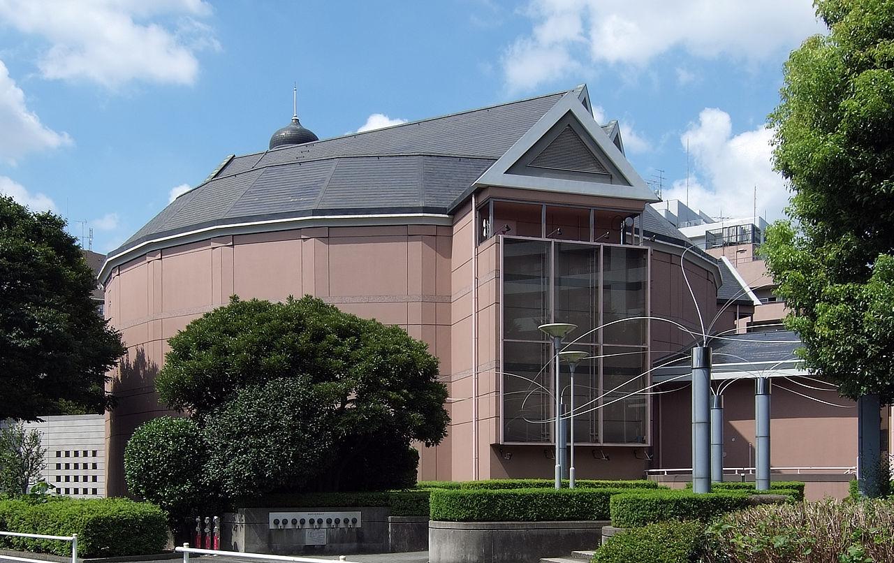 The glove, Tokyo / Wikimedia commons