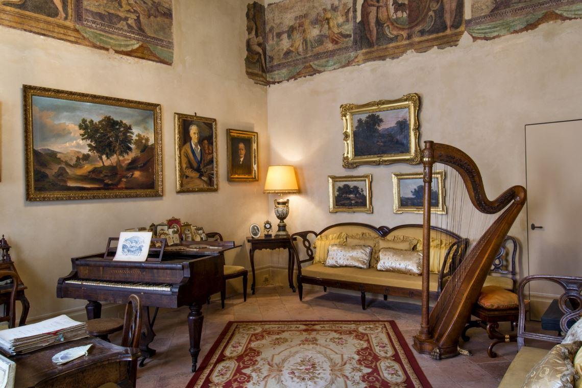 pianoforte di Verdi