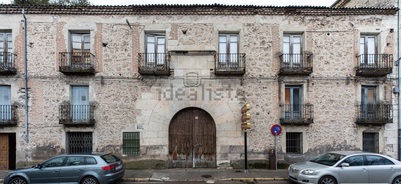 L'antico convento risale al 1571