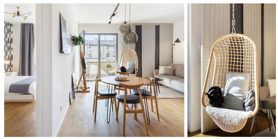 Appartamento Airbnb dell'host Ania @aniastales