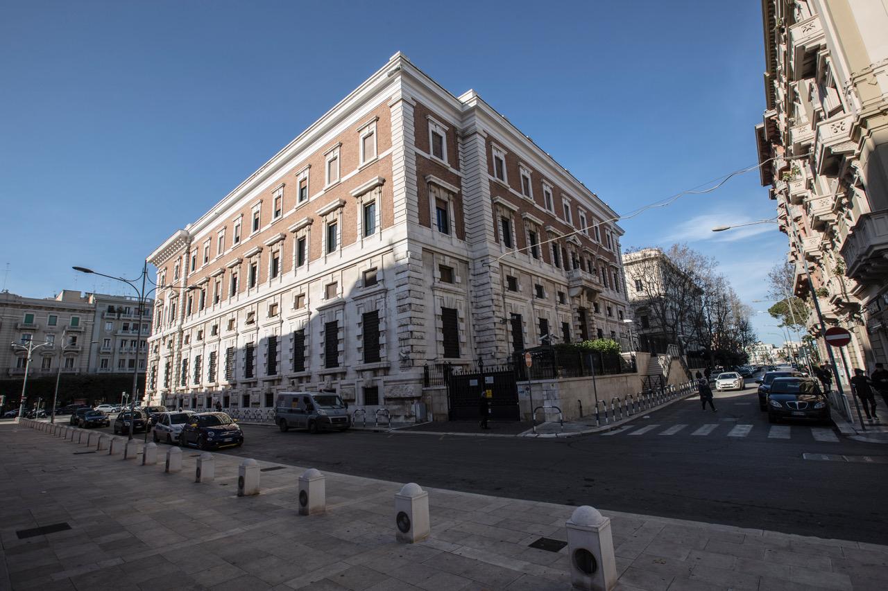 Banca d'Italia, sede di Bari / FAI (Fondo ambiente italiano)