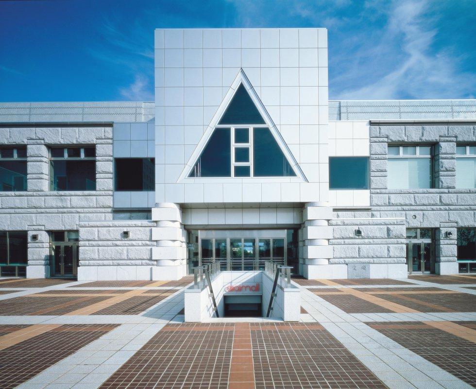Centro Civico di Tsukuba, Giappone / YASUHIRO ISHIMOTO