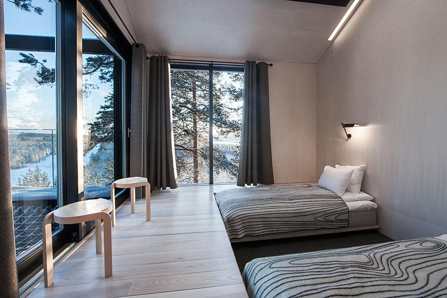 Camera da letto / Treehotel