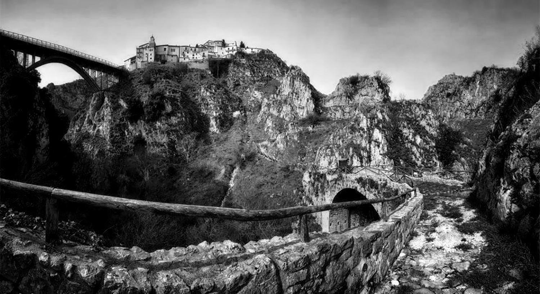 Sentiero delle Ripe, Potenza / FAI (Fondo Ambiente Italiano)
