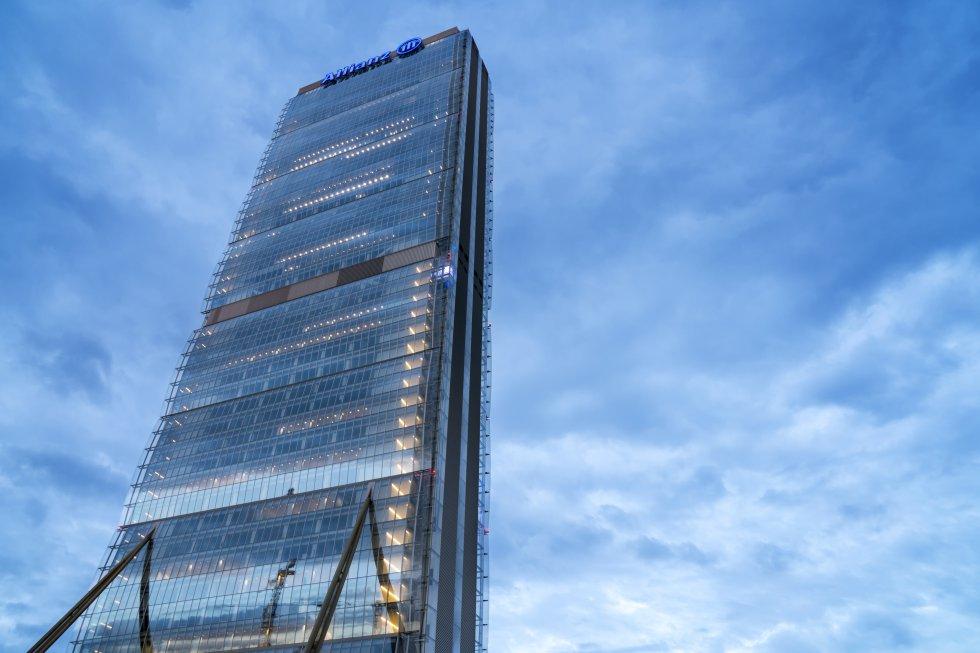 Torre Allianz, Milano / Getty
