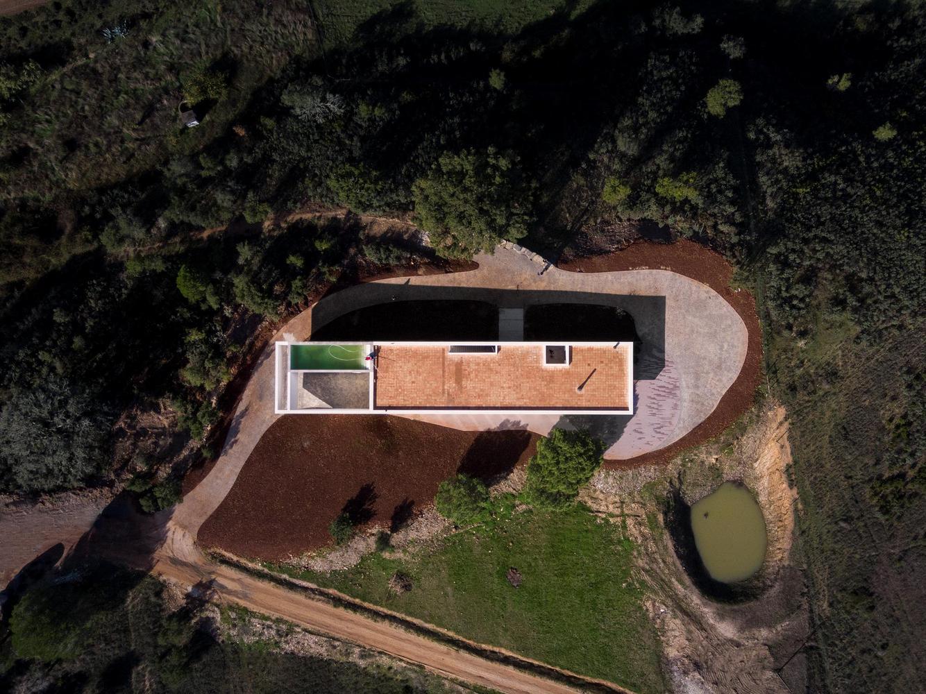 Vista aerea / Fernando Guerra | FG+SG