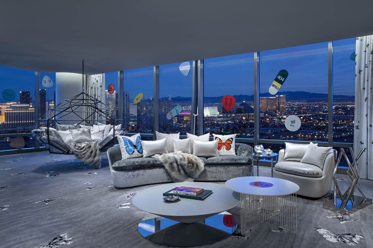 La stanza è di 2300 m2 / Bloomberg