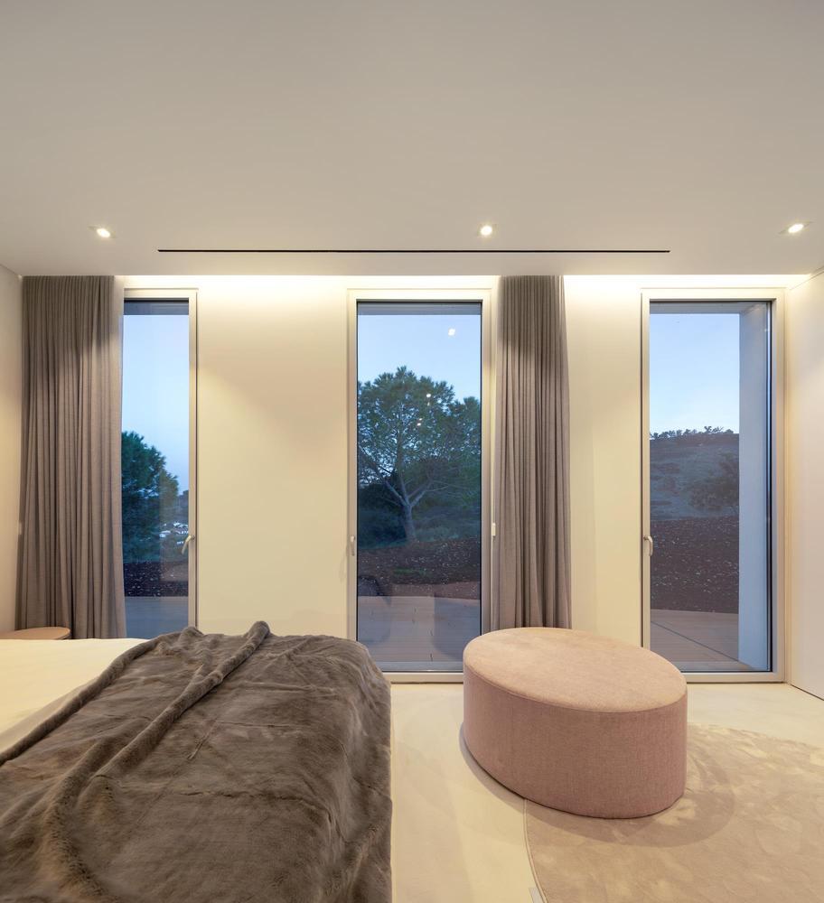 La camera da letto / Fernando Guerra | FG+SG