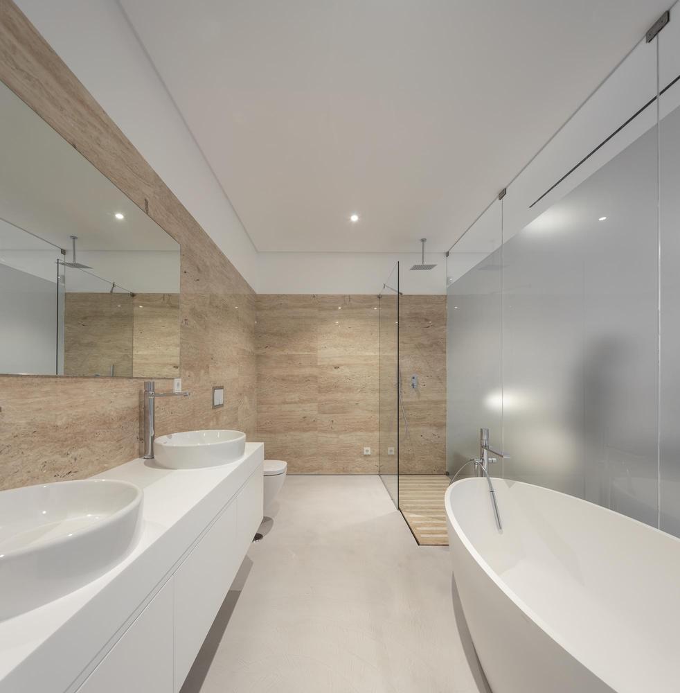 Il bagno / Fernando Guerra | FG+SG