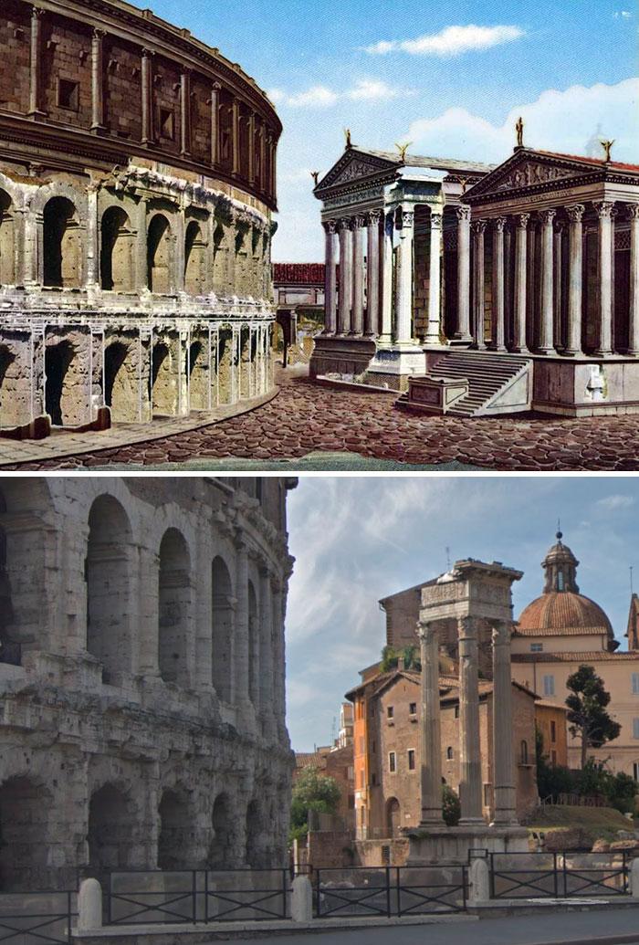E' noto anche come tempio di Apollo in Circo