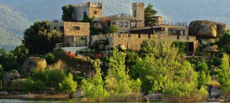 Un castello da sogno in Spagna