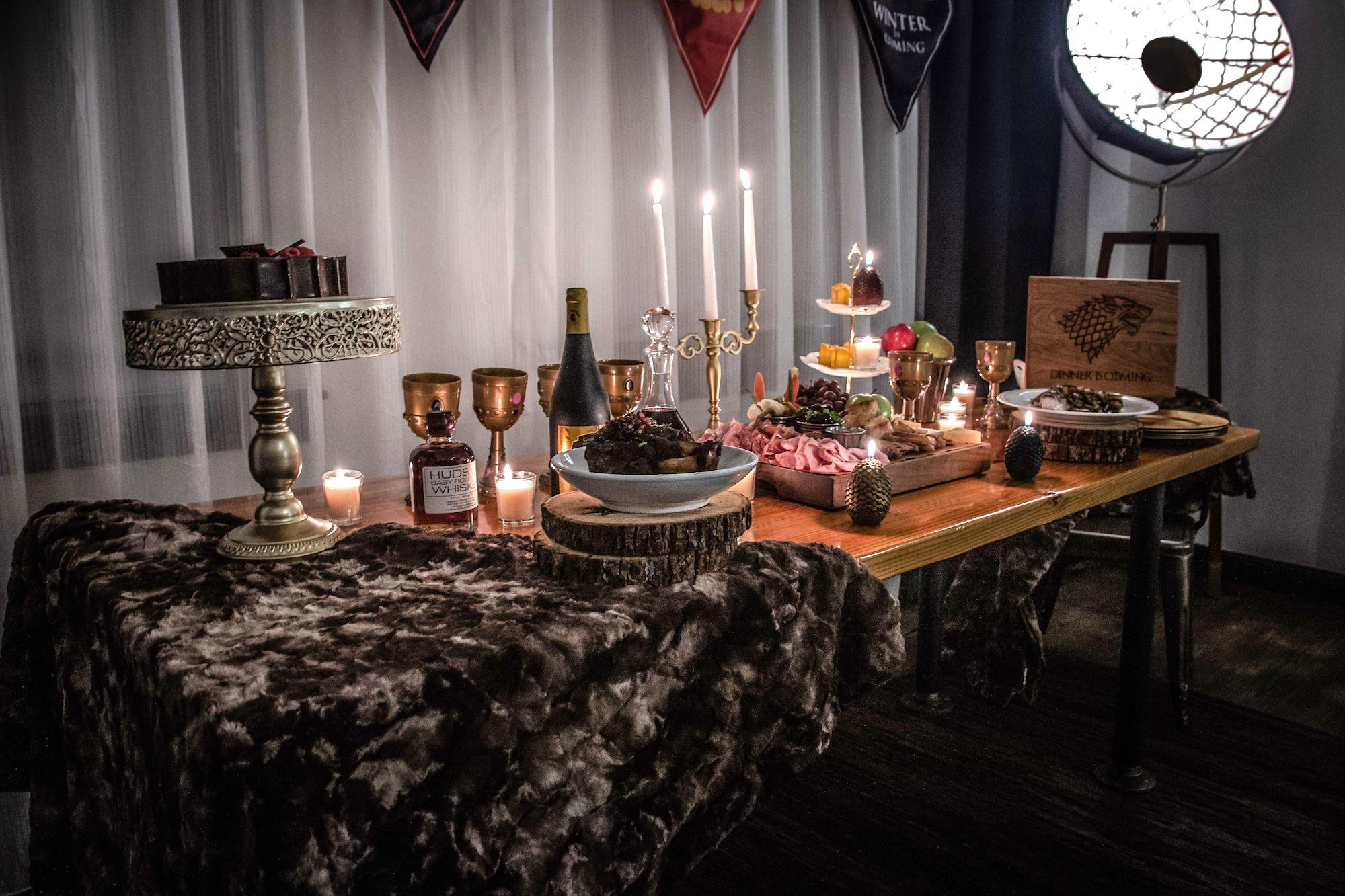 La stanza è disponibile nelle domeniche in vengono messi in onda gli episodi