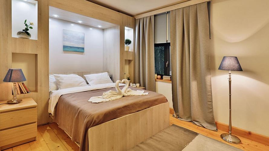 Il livello e la categoria della tua stanza dipenderanno dalla tua abilità mentale / Trivial Pursuit Hotel
