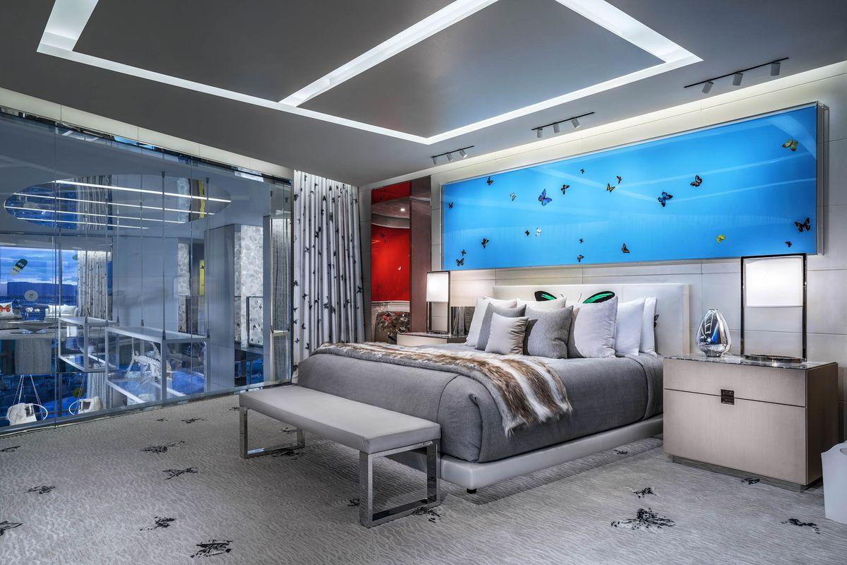 Più che una stanza sembra un'opera d'arte / Bloomberg