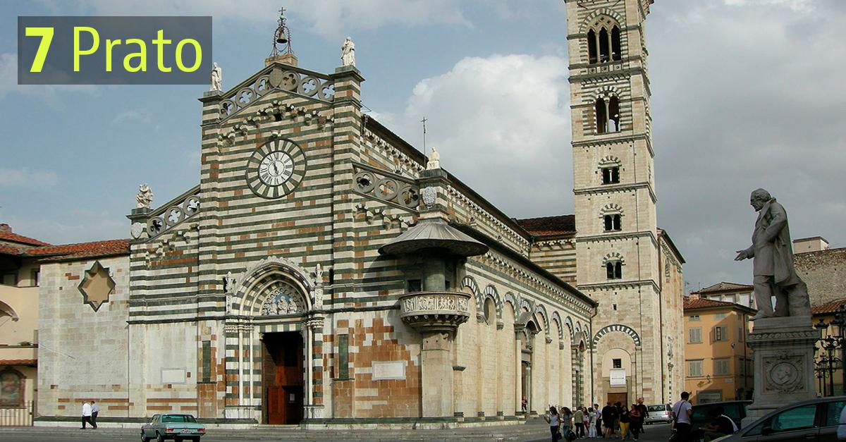 Prato è un importante distretto tessile