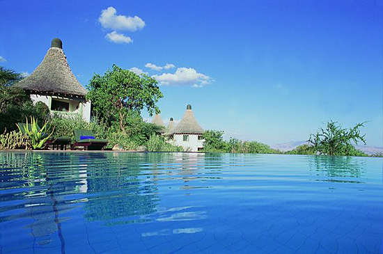 Lake Manyara Serena Safari Lodge, in Tanzania