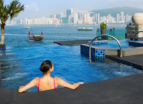 InterContinental, a Hong Kong