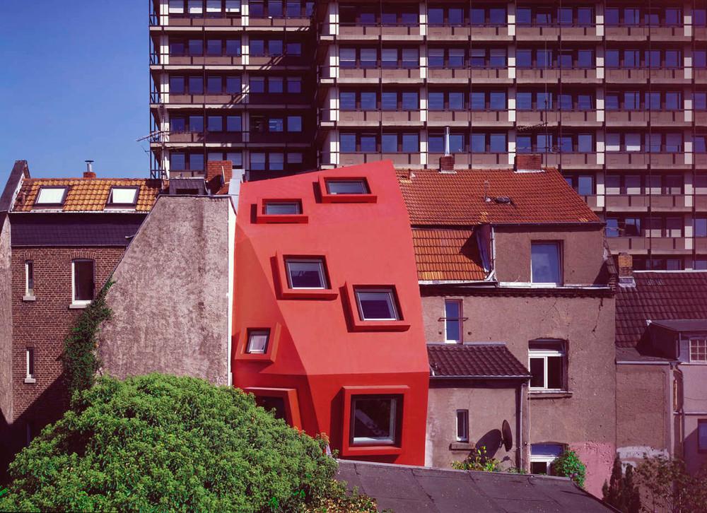 E' firmata dallo studio di architettura Manuel Herz / Boris Becker