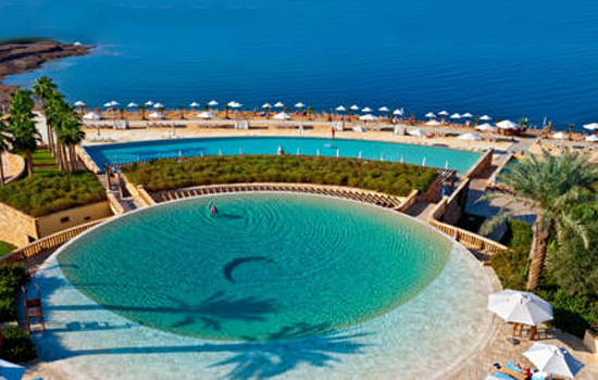 Kempinski Hotel Ishtar, in Giordania