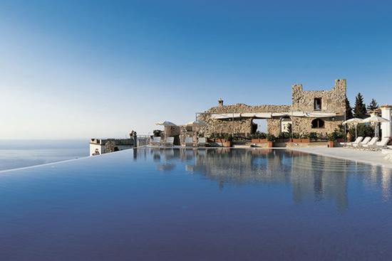 Hotel Caruso, Costiera Amalfitana, in Italia