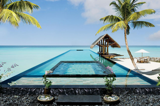 One & Only Reethi Rah, alle Maldive
