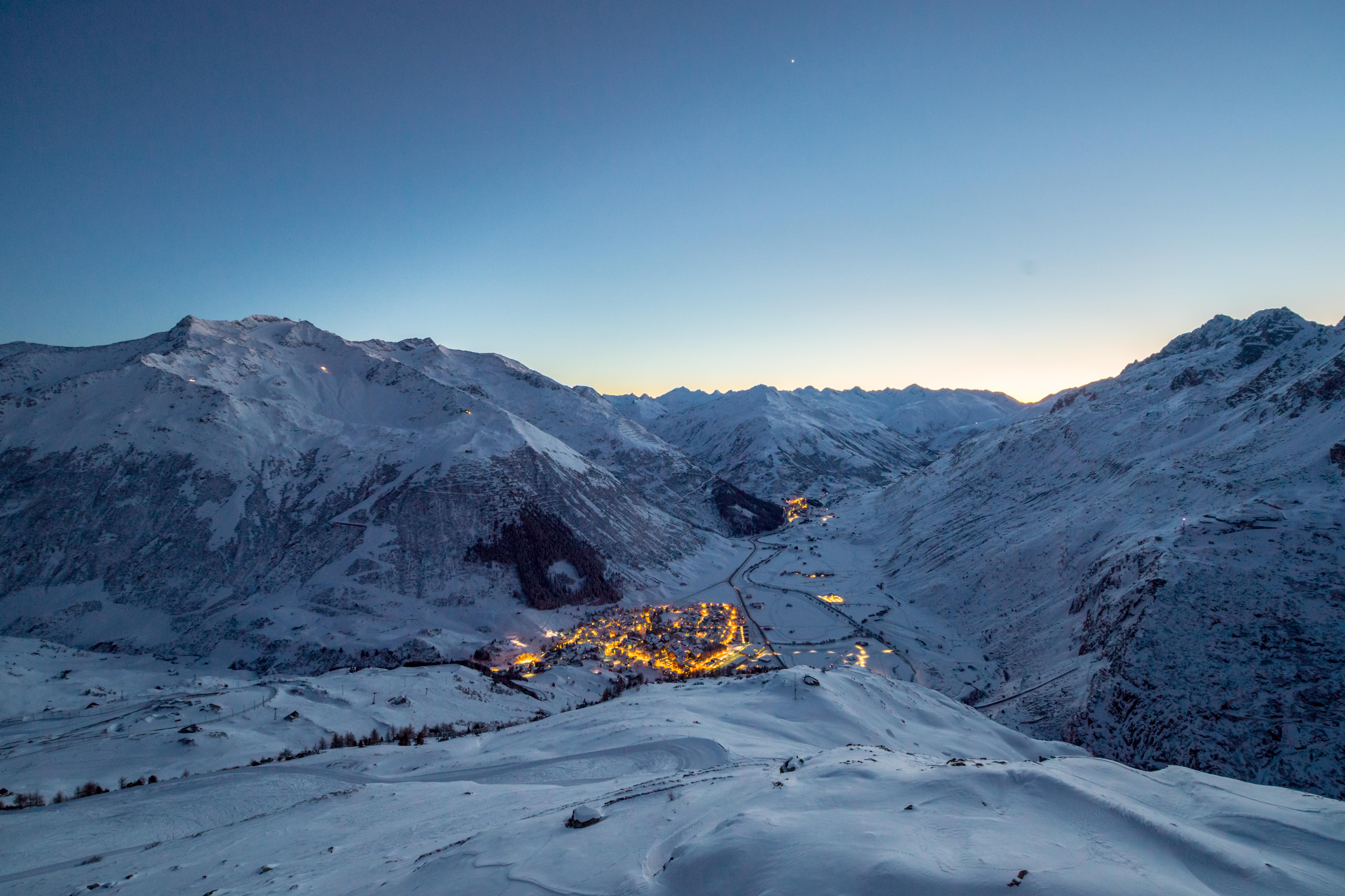 Andermatt Swiss Alps, complesso residenziale