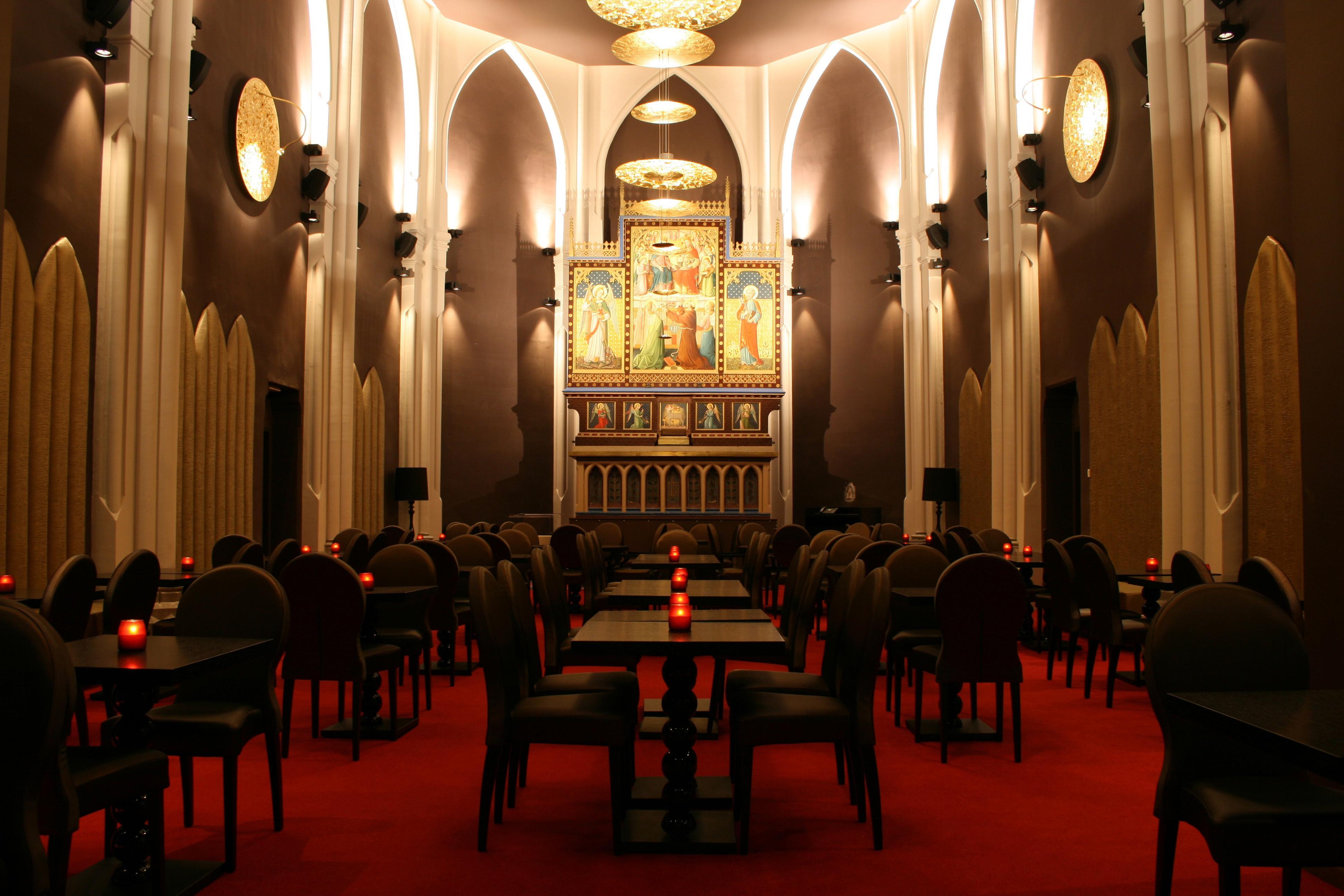Sala da pranzo della struttura / Martin's Patershof