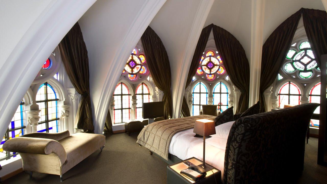 La suite dell'hotel Martin's Patershof