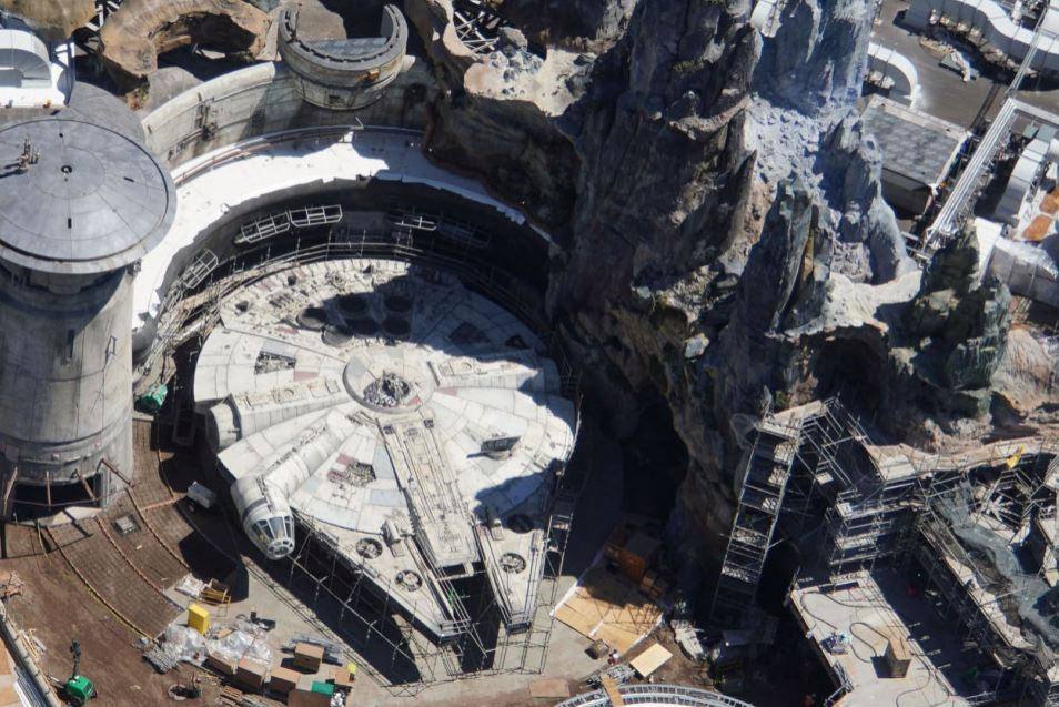 La leggenda di Star Wars sbarca nel parco giochi Disney in Florida