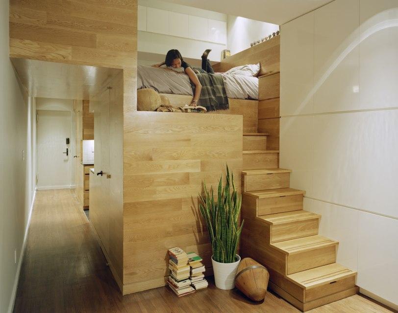 Un appartamento di Manhattan