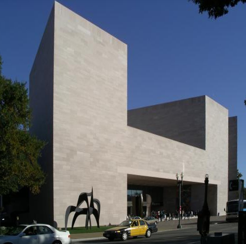 edificio est della National Gallery of Art di Washington
