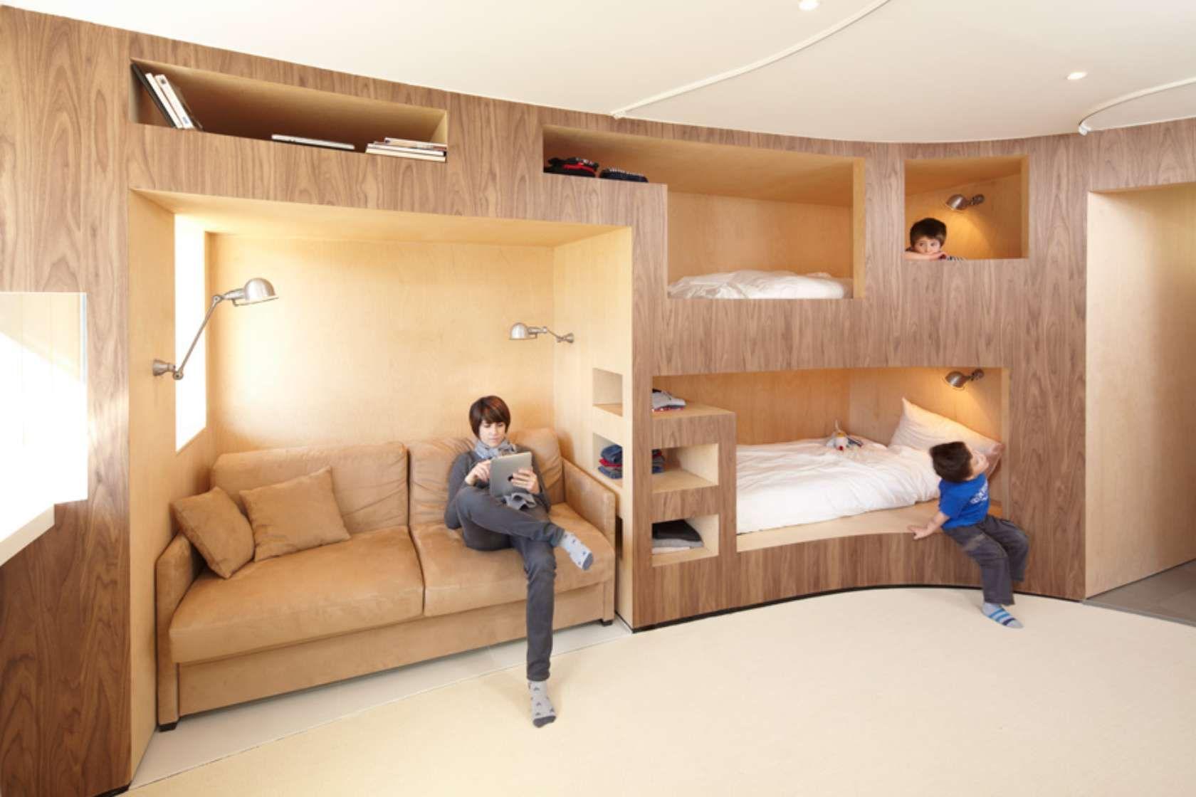 Ecco 10 camere da sogno che cambieranno la tua idea sui ...