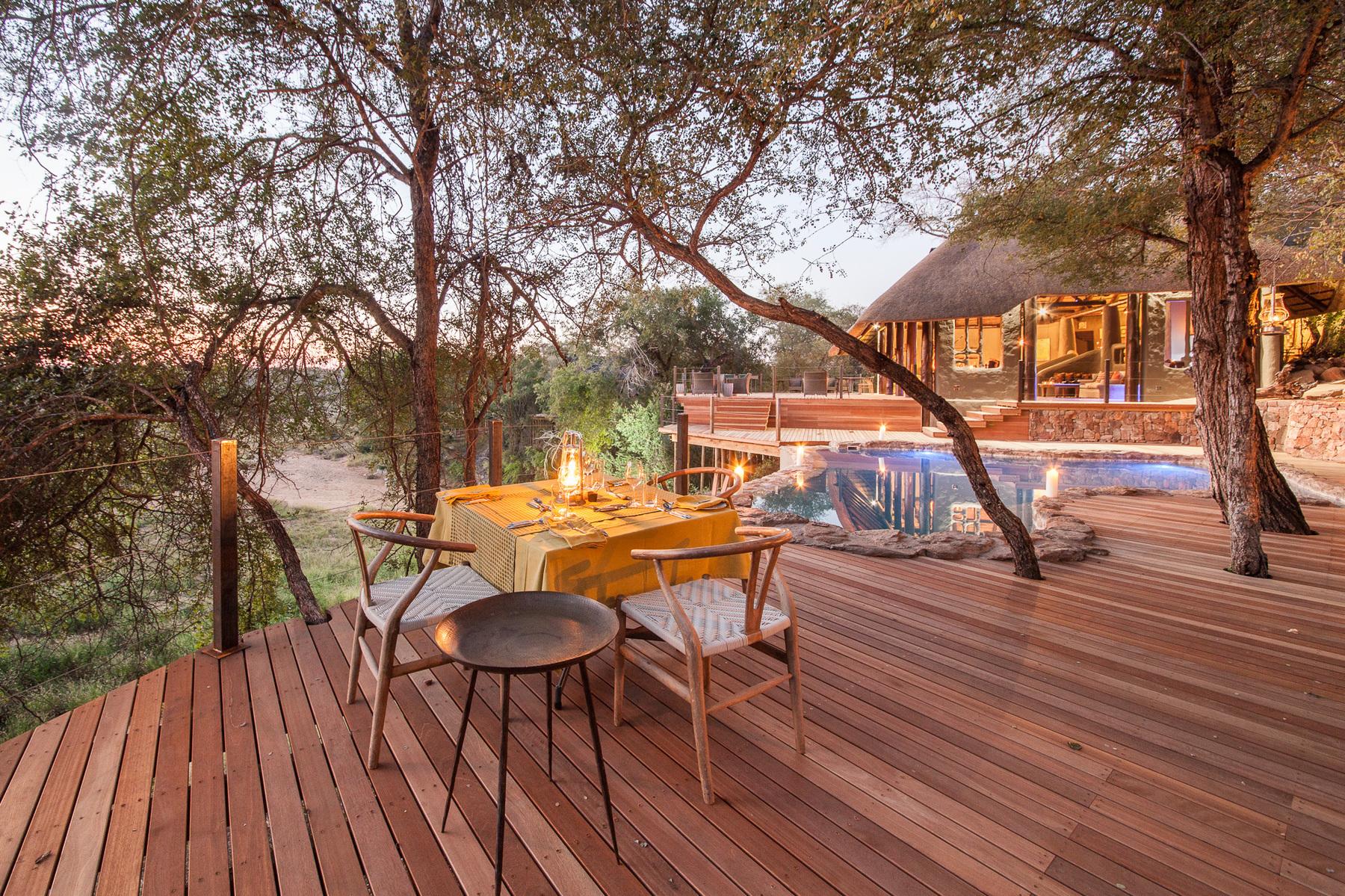 Il Garonga Safari Camp si trova in Sudafrica / Garonga Safari Camp